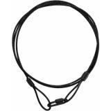 EUROLITE Steel Rope 900x3mm black