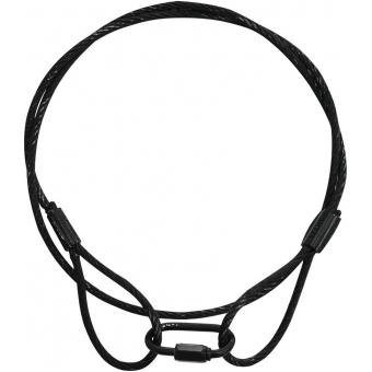 EUROLITE Steel Rope 900x4mm black
