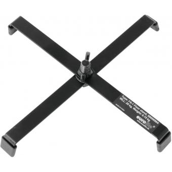 EUROLITE FS-3 Floorstand, Steel, black