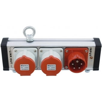 EUROLITE SAB-162 Power Split Box #5