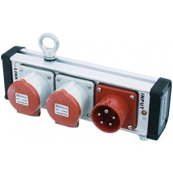 EUROLITE SAB-322 Power Split Box #2