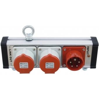 EUROLITE SAB-322 Power Split Box #5