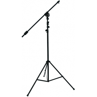 OMNITRONIC Overhead Microphone Stand bk