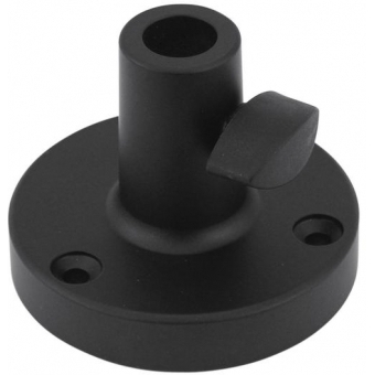 OMNITRONIC Holder Type B f. Table-Microphone Arm bk