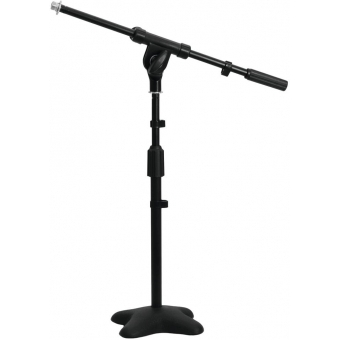 OMNITRONIC Microphone Table Stand Boom bk