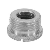 OMNITRONIC Adapter Screw 1.5 cm to 1cm Knurling 10x