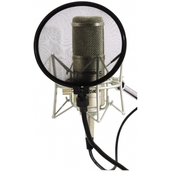 OMNITRONIC Microphone-Pop Filter, black #2