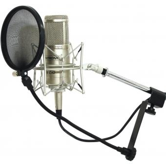 OMNITRONIC Microphone-Pop Filter, black #3