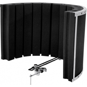 OMNITRONIC AS-01 Microphone Absorber System #2