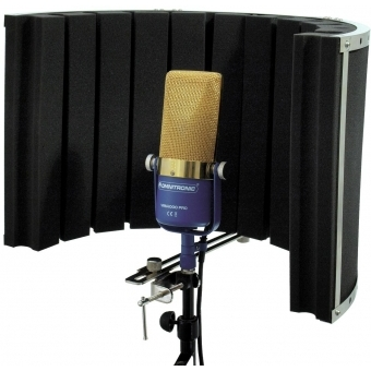 OMNITRONIC AS-01 Microphone Absorber System #4