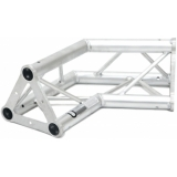 ALUTRUSS TRISYSTEM PAC-22 corner 2-way 120°