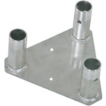 ALUTRUSS TRISYSTEM wall-mounting plate TWP