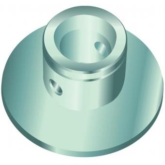 ALUTRUSS SINGLELOCK Base Plate SBPR (round) #2