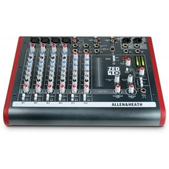 Mixer Allen & Heath ZED 10FX #2