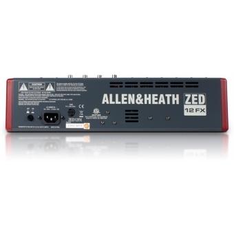 Mixer Allen & Heath ZED 12FX #4