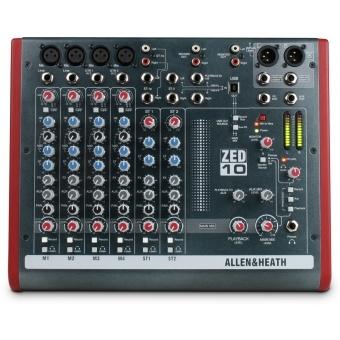 Mixer Allen & Heath ZED 10 #3