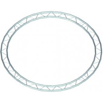 ALUTRUSS BILOCK Circle d=5m (inside) hor. 8tlg.