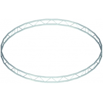 ALUTRUSS BILOCK Circle d=5m (inside) vertical