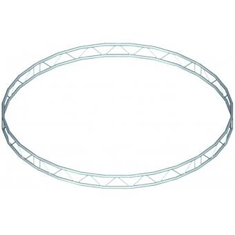 ALUTRUSS BILOCK Circle d=6m (inside) vertical