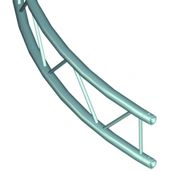 ALUTRUSS BILOCK Element f.Circle 5m ins. vert.45° #4
