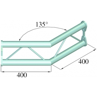 ALUTRUSS BISYSTEM PV-23 2-way 135° vertical #2
