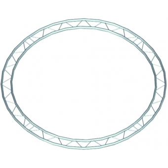 ALUTRUSS DECOLOCK DQ2 Circle 2m(inside)horiz. 4tlg