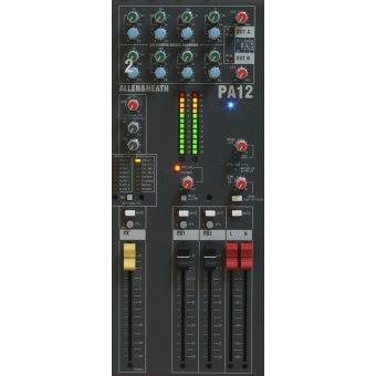 Mixer Allen & Heath PA12 #3