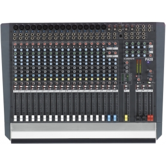 Mixer Allen & Heath PA20 #2