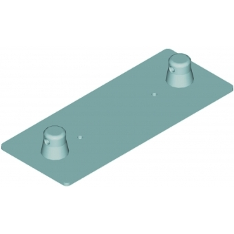 ALUTRUSS DECOLOCK DQ2-WPM Wall Mounting Plate MALE #2