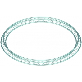 ALUTRUSS DECOLOCK DQ-3 Circle d=4m(inside) >