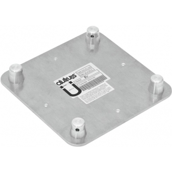 ALUTRUSS DECOLOCK DQ4-WPM Wall Mounting Plate MALE
