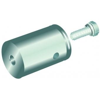 ALUTRUSS DECOLOCK female conical coupler w.screw #2