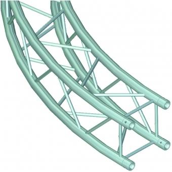 ALUTRUSS DECOLOCK DQ-4 Circle Element d=2m 90°
