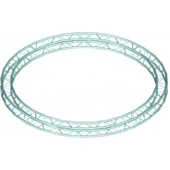 ALUTRUSS DECOLOCK DQ-4 Circle Element d=3m 90° #2