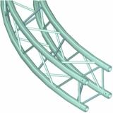 ALUTRUSS DECOLOCK DQ-4 Circle Element d=3m 90°