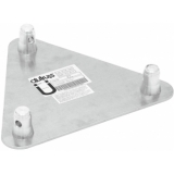 ALUTRUSS TRILOCK Base/Wall-Plate QTG-male