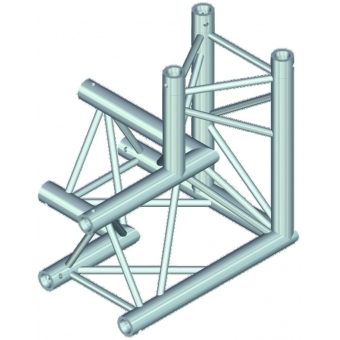 ALUTRUSS TRILOCK E-GL33 C-33 3-Way Corner #3