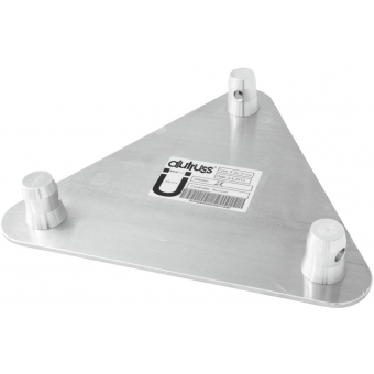 ALUTRUSS TRILOCK E-GL33 Base/Wall-Plate QTGE male