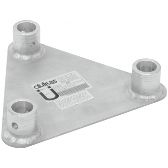 ALUTRUSS TRILOCK E-GL33 Base/Wall-Plate QTGP-E #3