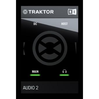 Native Instruments Traktor Audio 2 + CADOU U9982BL/OR UDG DIGI WALLET SMALL #8