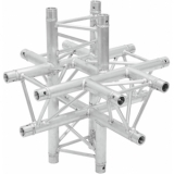 ALUTRUSS TRILOCK 6082AC-61 6-Way Piece