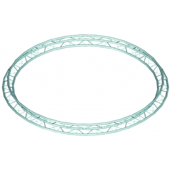ALUTRUSS TRILOCK 6082 Circle d=4m (inside) <