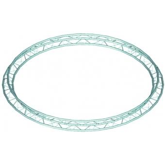 ALUTRUSS TRILOCK 6082 Circle d=8m (inside) >