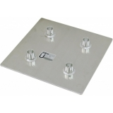 ALUTRUSS QUADLOCK End Plate QQGP 50cm x 50cm