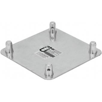 ALUTRUSS QUADLOCK End Plate QQGP-Male