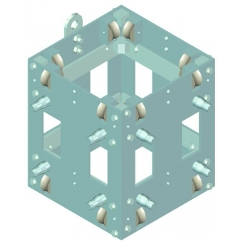 ALUTRUSS Tower sleeve-block #3