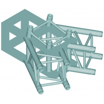 ALUTRUSS TOWERTRUSS V-Shape Corner #2