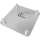ALUTRUSS QUADLOCK QL-ET34 End plate Male