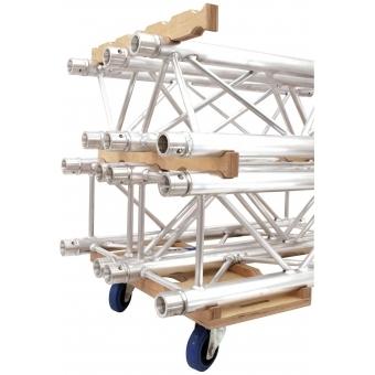 ALUTRUSS Truss Transport Board Combo for 3 Wheels #2