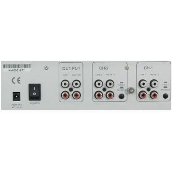 OMNITRONIC PM-404 DJ Mixer #6